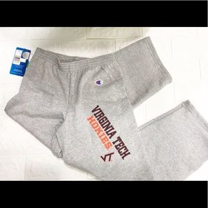 Kids Champions Virginia Tech Hokies sweats